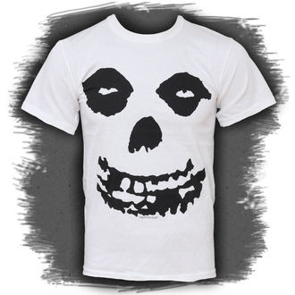 Herren T-Shirt Misfits - All Over Skull - PLASTIC HEAD, PLASTIC HEAD, Misfits