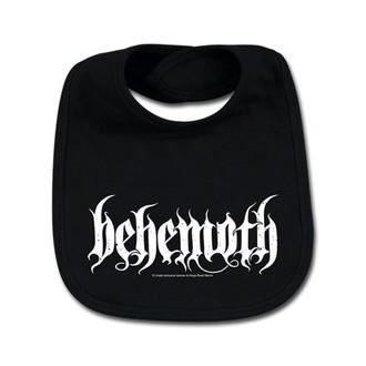 Lätzchen Behemoth - Logo - Metal-Kids, Metal-Kids, Behemoth