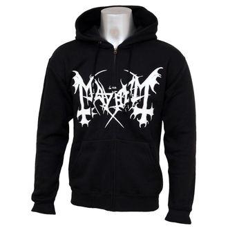 Herren Hoodie  Mayhem - De Mysteriis Dom Sathanas - PLASTIC HEAD, PLASTIC HEAD, Mayhem