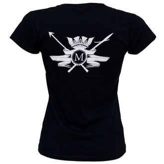 Damen T-Shirt  Mastodon - Leviathan Logo - PLASTIC HEAD, PLASTIC HEAD, Mastodon