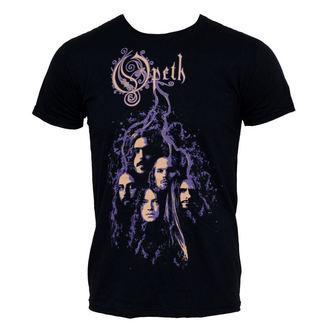Herren T-Shirt Opeth - Faces - PLASTIC HEAD, PLASTIC HEAD, Opeth