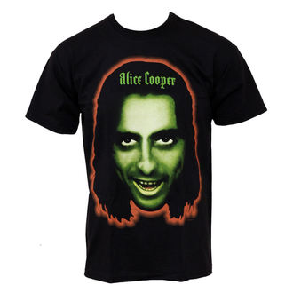 Herren T-Shirt Alice Cooper - Goes To Hell Face - PLASTIC HEAD, PLASTIC HEAD, Alice Cooper