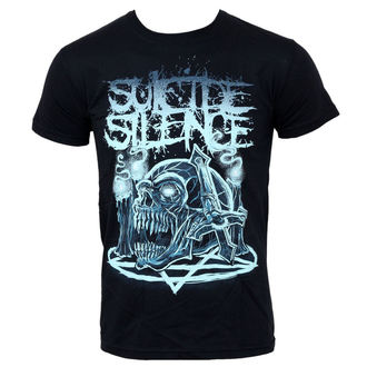 Herren T-Shirt Suicide Silence - The Ritual - Blk - EMI, LIVE NATION, Suicide Silence