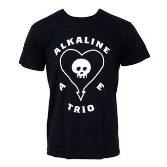 Herren T-Shirt Alkaline Trio - Biker Blk - EMI, EMI, Alkaline Trio