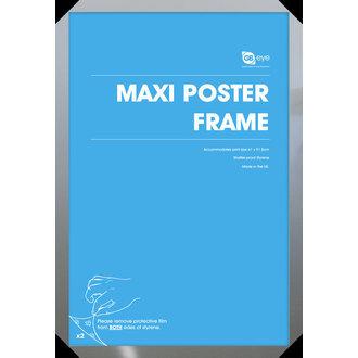 Rahmen eines Posters (61x91,5 cm) - Silver - GB Posters - FMMXA1SL