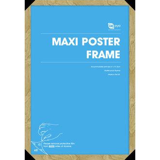 Rahmen  Posters (61x91,5 cm) - Oak - GB Posters - FMMXA1OK