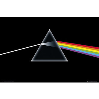 Posters Pink Floyd - Dark Side Of The Moon - GB Posters, GB posters, Pink Floyd