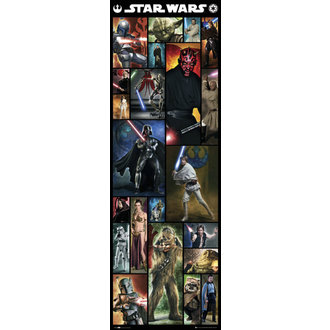 Posters Star Wars - Compilation - GB Posters, GB posters