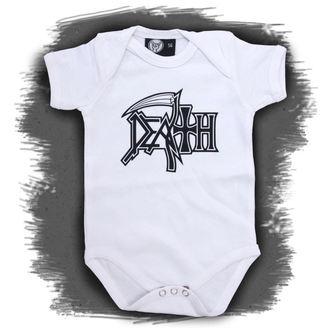Baby Body  Death - Logo - White, Metal-Kids, Death