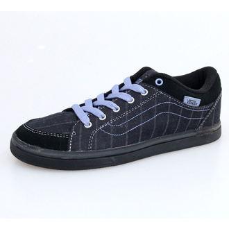Damen Schuhe VANS - W Skyla - Menswear - Black, VANS