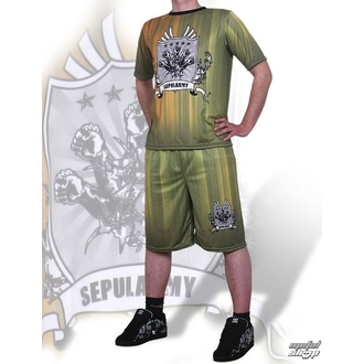 Dress und Shorts Sepultura