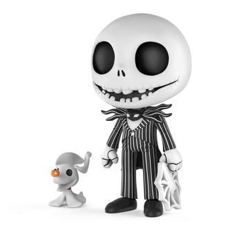 Figur Nightmare before Christmas - Jack Skellington, NIGHTMARE BEFORE CHRISTMAS