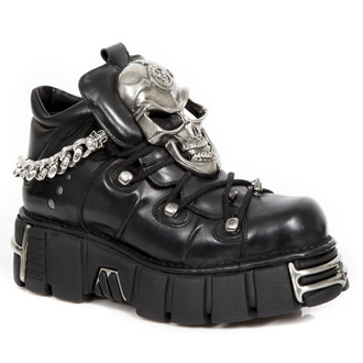 Punk Boots NEW ROCK - NOMADA TOWER ACERO, NEW ROCK