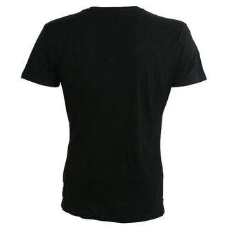 Herren T-Shirt Jack Daniels - Chest Logo - schwarz, JACK DANIELS