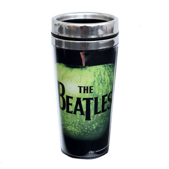 Keramiktasse  (Pott) Thermo Beatles - ROCK OFF , ROCK OFF, Beatles