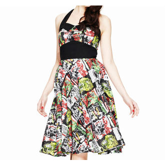 Damen Kleid  HELL BUNNY - B-Movie 50´s, HELL BUNNY
