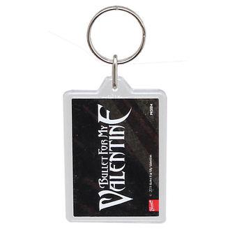 Schlüsselanhänger (Anhänger ) Bullet For My Valentine - Logo - Pyramid Posters - PK5514