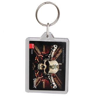 Schlüsselanhänger (Anhänger ) Bullet For My Valentine - Skull - Pyramid Posters, PYRAMID POSTERS, Bullet For my Valentine