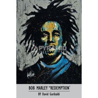 Poster Bob Marley - David Garibaldi - Pyramid Posters, PYRAMID POSTERS, Bob Marley