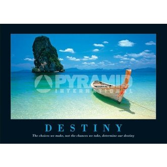 Poster Destiny - Pyramid Posters, PYRAMID POSTERS