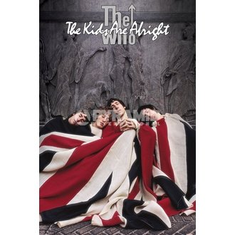 Poster The Who - The Kids Are Alright - Pyramid Posters, PYRAMID POSTERS, Who