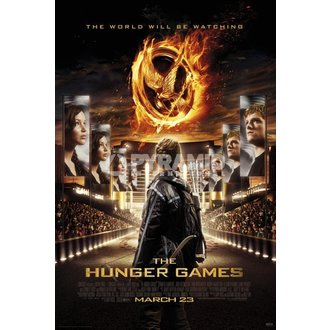 Poster Neca - Hunger Games - Pyramid Posters - PP32757