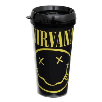 Keramiktasse  Thermo Nirvana - ROCK OFF - CURP, ROCK OFF, Nirvana