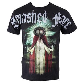 Herren T-Shirt SMASHED FACE - Misanthropocentric - Black, NNM, Smashed Face