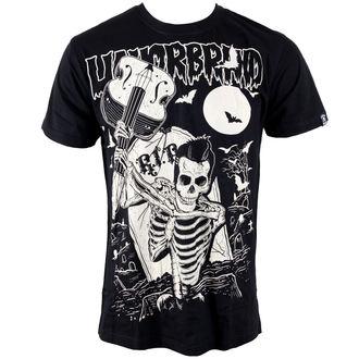 Herren T-Shirt LIQUOR BRAND - Bass To Your Face, LIQUOR BRAND