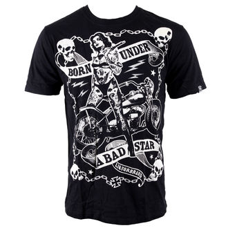 Herren T-Shirt LIQUOR BRAND - Bad Star Chick, LIQUOR BRAND