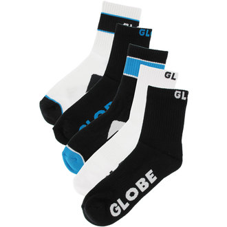 Socken -Set 5 Paare- GLOBE - Destroyer, GLOBE