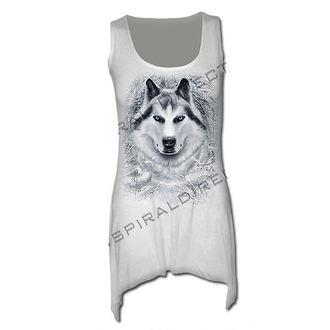Damen Kleid  SPIRAL - Wolf - White, SPIRAL