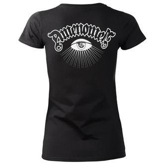 Damen T-Shirt Hardcore - 2 BAD - AMENOMEN, AMENOMEN