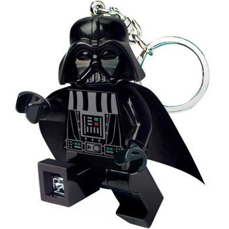 Schlüsselanhänger STAR WARS - Mini-Flashlight - Darth Vader , NNM