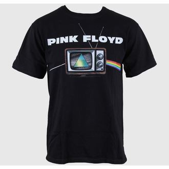 Herren T-Shirt Pink Floyd - Dark Side Station - LIQUID BLUE , LIQUID BLUE, Pink Floyd