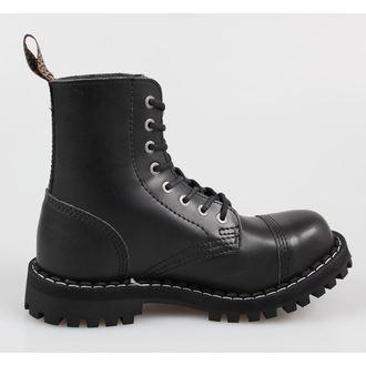 Boots STEEL Springerstiefel - 8 Loch - 114/113 - Black