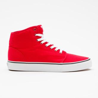 Schuhe VANS - 106 HI - Red/True White, VANS