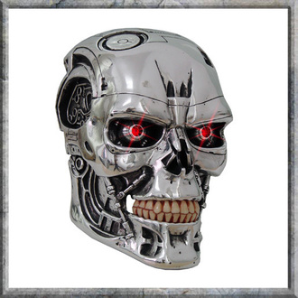 Dekoration T-800 Terminator Head - NOW0948