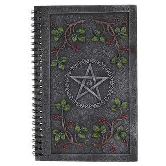 Notizblock Wican Book Of Shadows, NNM