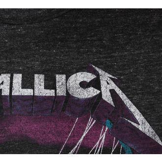 Herren T-Shirt  Metallica - Mop Vintage Heather - BRAVADO, BRAVADO, Metallica