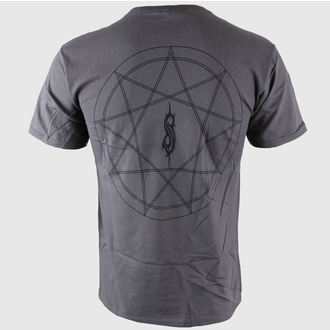 Herren T-Shirt Slipknot - Colors Grid - BRAVADO USA, BRAVADO, Slipknot