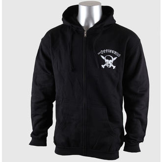Herren Hoodie  Offspring - Skull And Bombs - BRAVADO USA, BRAVADO, Offspring