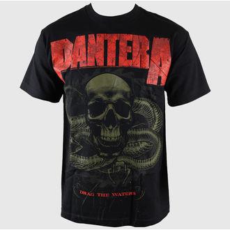 Herren T-Shirt Pantera - Snake - BRAVADO USA, BRAVADO, Pantera