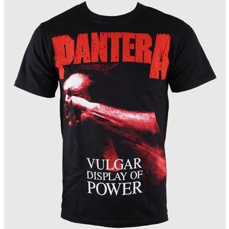 Herren T-Shirt Pantera - Red Vulgar - BRAVADO USA, BRAVADO, Pantera