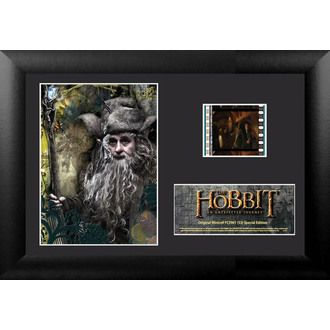 Der Hobbit - Mini Film Cell S3 im Holzrahmen