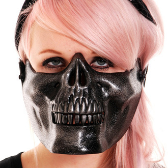 Maske POIZEN INDUSTRIES - Skull, POIZEN INDUSTRIES
