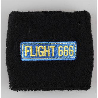 Schweißarmband IRON MAIDEN - Flight 666 - RAZAMATAZ, RAZAMATAZ, Iron Maiden
