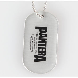 Dog Tag Pantera - 101 % Proof - RAZAMATAZ, RAZAMATAZ, Pantera