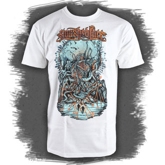 Herren T-Shirt SMASHED FACE - Breaching, NNM, Smashed Face