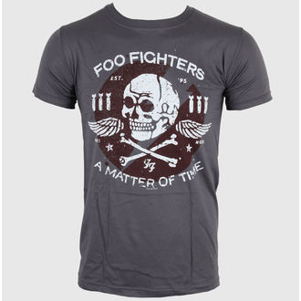 Herren T-Shirt Foo Fighters - Matter Of Time - LIVE NATION, LIVE NATION, Foo Fighters